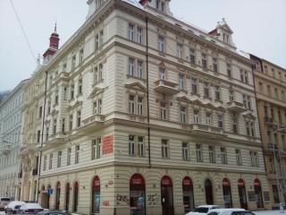 Ochrana lodžií proti holubům Újezd 1 , Praha 1