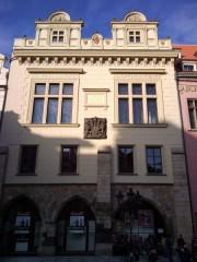 Ochrana proti holubům Staroměstská radnice-Mikšův dům