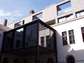 Ochrana proti holubům Mfactory Praha 7