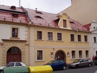 Ochrana proti holubům Ped.fakulta ZČU Plzeň
