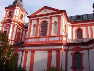 Ochrana proti holubům kostel Přeštice
