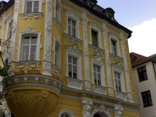 Ochrana proti holubům Park hotel Regensburg