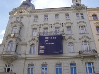 Ochrana proti holubům Deutsche bank,I.P.Pavlova Praha