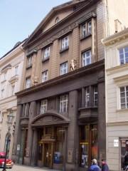 Ochrana proti holubům Knihovna města Plzně