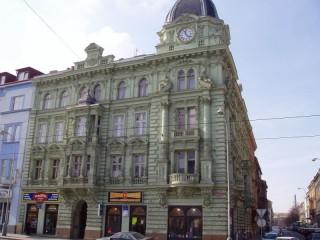Ochrana proti holubům Klatovská ul. Plzeň
