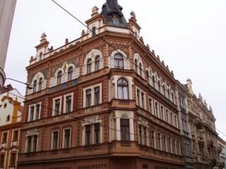 Ochrana proti holubům ZČU Solní ul. Plzeň