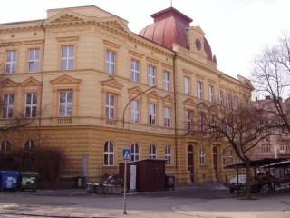 Ochrana proti holubům Ped.fakulta Plzeň