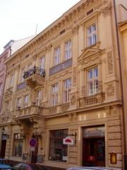 Ochrana proti holubům Bezručova ul. Plzeň