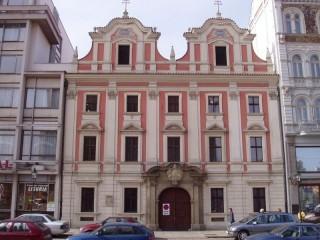 Ochrana proti holubům Plzeňské Arciděkanství