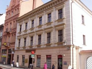 Ochrana proti holubům Bank Austria Plzeň