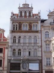 Ochrana proti holubům Česká spořitelna Plzeň