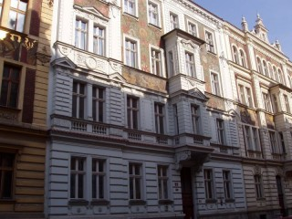 Ochrana proti holubům Nerudova 8 Plzeň