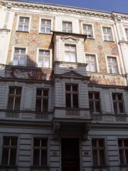 Ochrana proti holubům Nerudova 4 Plzeň