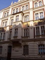 Ochrana proti holubům Nerudova 6 Plzeň