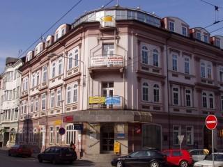 Ochrana proti holubům KB Plzeň