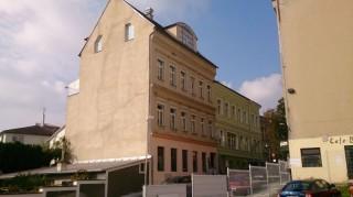 Ochrana fasády proti holubům Npor.Bartoška,Domažlice