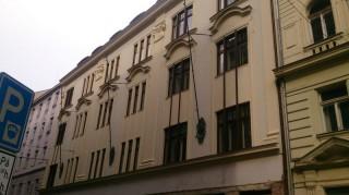 Ochrana proti holubům BoHo Hotel,Senovážná,Praha